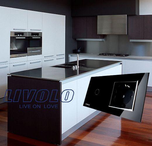 Dotykový vypínač LIVOLO, zdroj: www.touchswitch.cz
