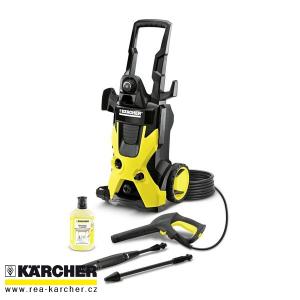 Vysokotlaký čistič Kärcher K5 Classic, zdroj: www.rea-karcher.cz