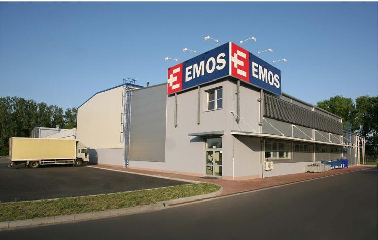 Logistické centrum EMOS, zdroj: EMOS spol. s.r.o.