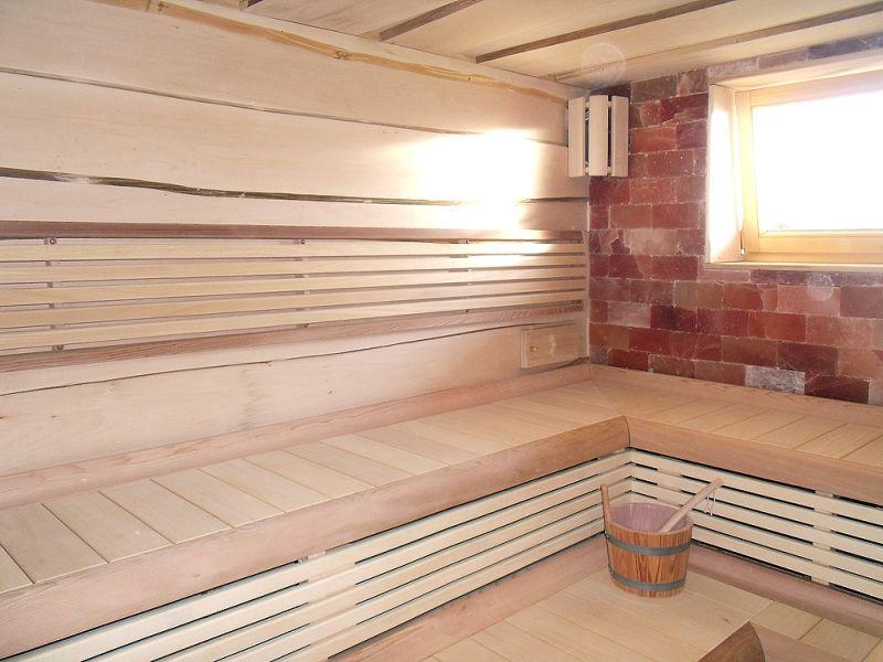 Provedení na míru sauny Avalon, zdroj: SaunaSystem