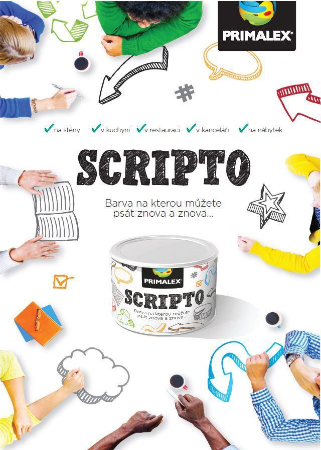Primalex Scripto, Zdroj: www.primalex.cz