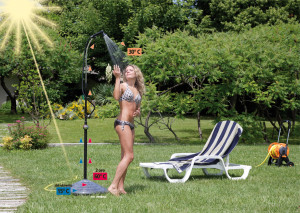 Solární sprcha Sunny Style, zdroj: www.ekupectvi.cz